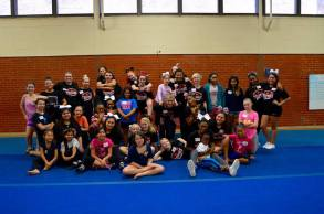 Cheer Clinic For Community